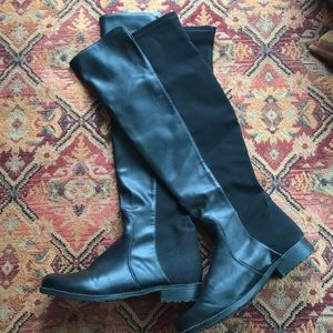 Unisa over the knee boot - 9/WC